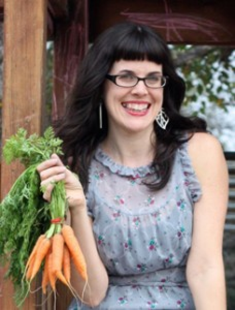 Guest Blogger: Christy Morgan, The Blissful Chef