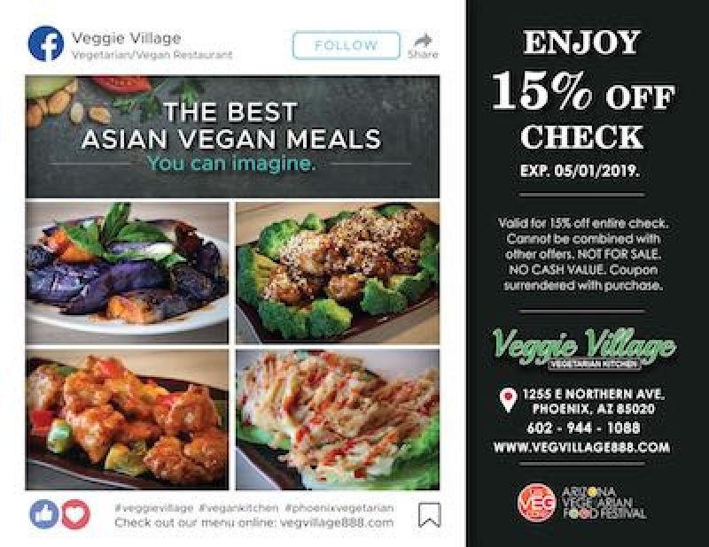 Spotlight on Veggie Village