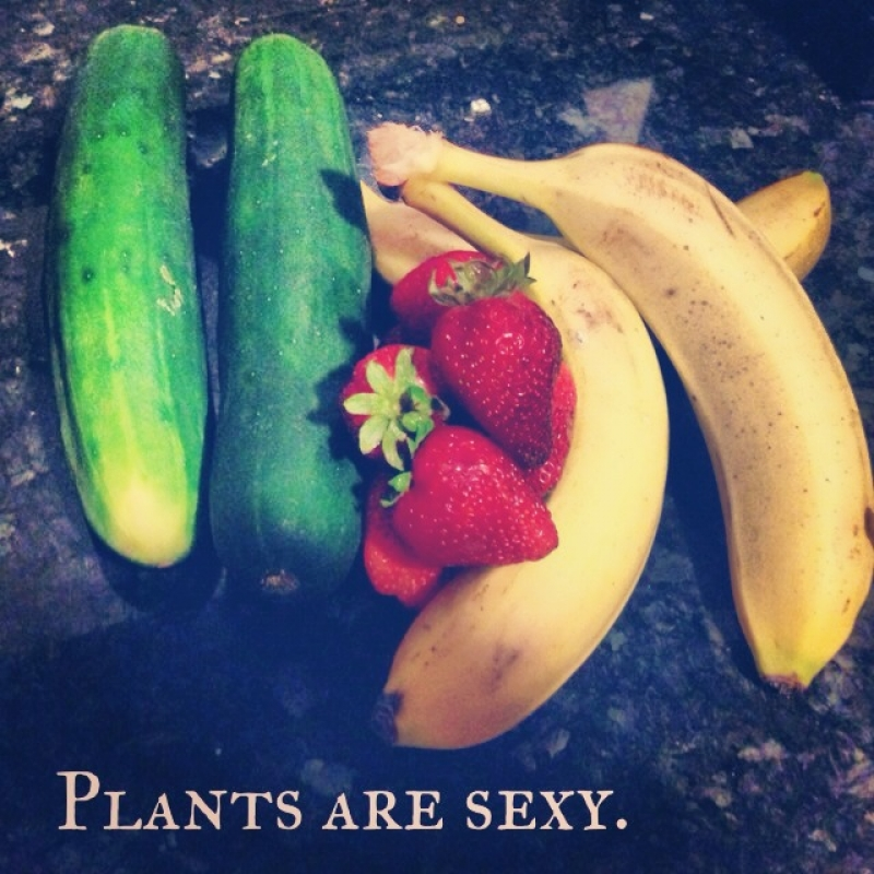 Plants Are Sexy: Opposites Attract